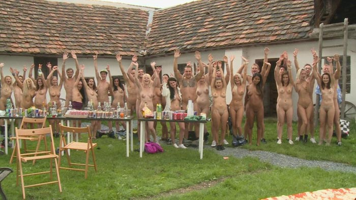 This is Czech garden party 2 Part 2